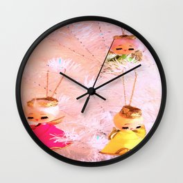 The Angels Wall Clock