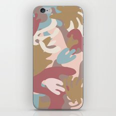 Abstract Leaf Motif iPhone & iPod Skin