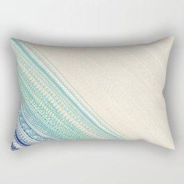 Ocean's Edge Rectangular Pillow