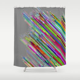 findings Shower Curtain