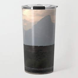 Grand Tetons by the Snake River Travel Mug