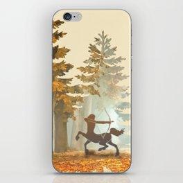 Mystic Hunt iPhone Skin