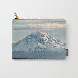 Seattle Mount Rainier Carry-All Pouch