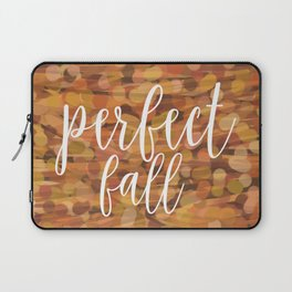 PERFECT FALL Laptop Sleeve