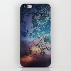 Sending out a call iPhone & iPod Skin