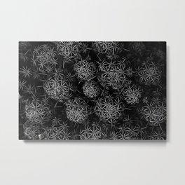SNOWSPIKE Metal Print