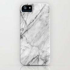 Marble iPhone SE Slim Case