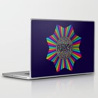 funky Laptop & iPad Skins featuring FUNKY! by A-Devine