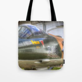 Turkish Air Force F104G Starfighter Tote Bag