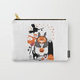 studio ghibli halloween Carry-All Pouch