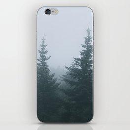 Evergreen Fog iPhone Skin