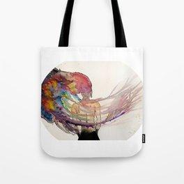 Jellyfish Brain Tote Bag