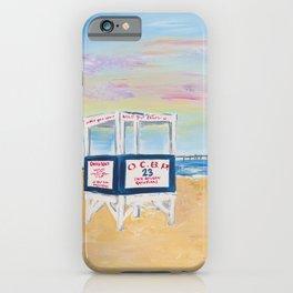 Ocean City Beach iPhone Case
