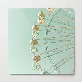 Like clockwork Metal Print