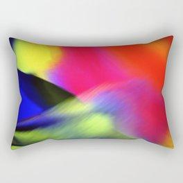 Aurore Australe Rectangular Pillow