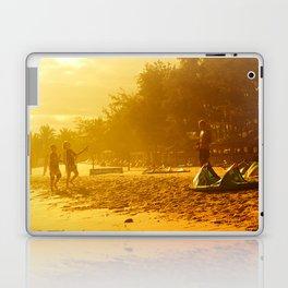 Mui ne beach Laptop & iPad Skin