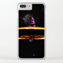 Star Bound Clear iPhone Case