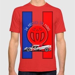 24 Hours of Le Mans - Toyota TS050 T-shirt