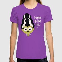 Bride Hair Day T-shirt