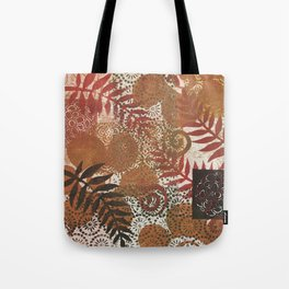 Monoprint 1 Tote Bag