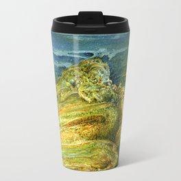 La couleur tombée du ciel Travel Mug