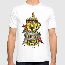 F*CK THE UNIVERSE T-shirt