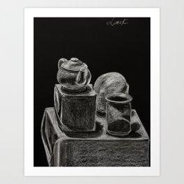 Simple Composition Art Print