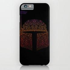 Bobba Neon Fett Slim Case iPhone 6s