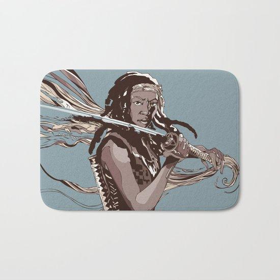 Michonne Bath Mat