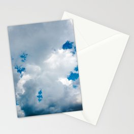 Look at the air Stationery Cards