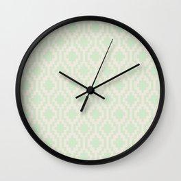 Mapuche Key Lime Pie Wall Clock