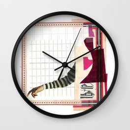 Arm 1 Wall Clock