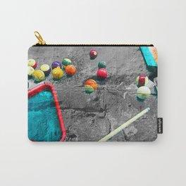 Billiards art print work 6 Carry-All Pouch