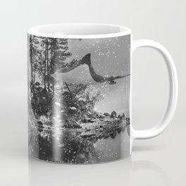 Rays Lake Coffee Mug