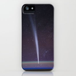 1470. Earth Observations taken by Expedition 30 crewmember iPhone Case