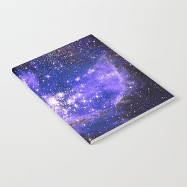 Infant Stars in Neighbouring Galaxy Notebook