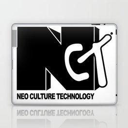 NCT Mono logo Laptop & iPad Skin