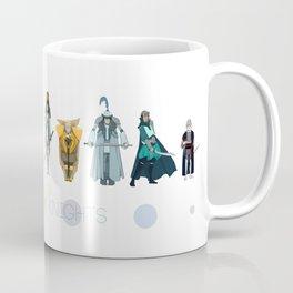 Planetary Knights Coffee Mug