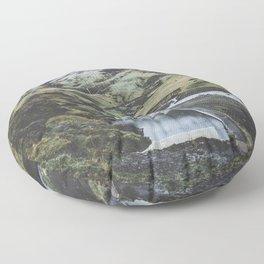 Seljavallalaug, Iceland Floor Pillow