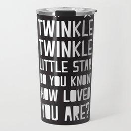 Twinkley Night Travel Mug
