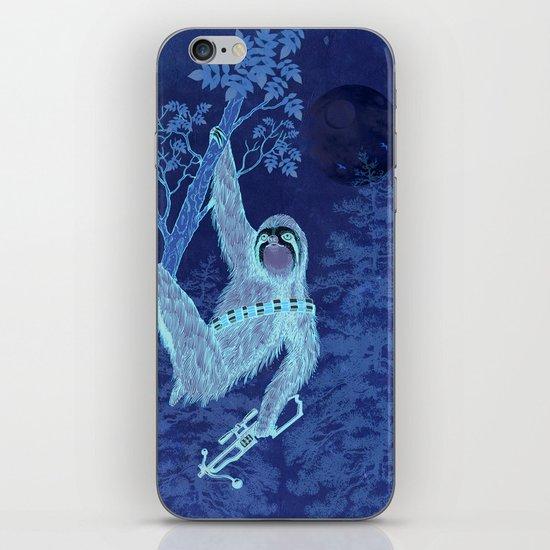 SlothWars iPhone & iPod Skin