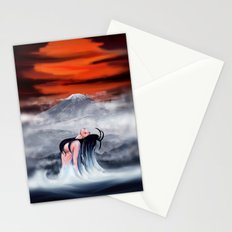 Resurrect Japan Digital Painting Stationery Cards