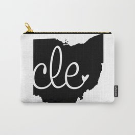 Love Cleveland Carry-All Pouch