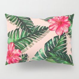Aroma Hibiscus of Greek islands Pillow Sham