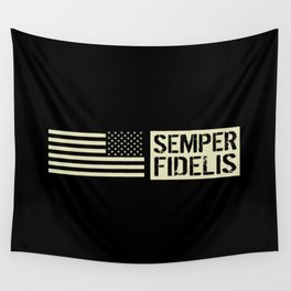 Semper Fidelis Wall Tapestry
