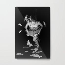 The Human Solution Metal Print