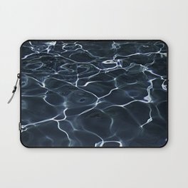 DARK BLUE -  WATER Laptop Sleeve