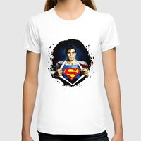 superman T-shirts featuring Superman by DavinciArt