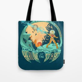 In Super Troidicolor Tote Bag