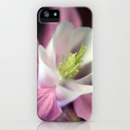 Columbine iPhone Case